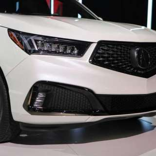 2019 Acura Mdx A Spec Is Coming Soon Headlights - small
