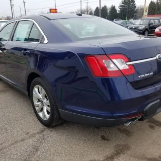 2011 ford taurus sel for sale at zombie johns akron ohio photos
