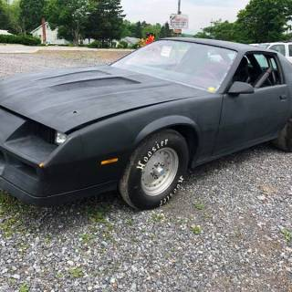 1984 chevrolet camaro z28 2dr hatchback in east freedom pa photo