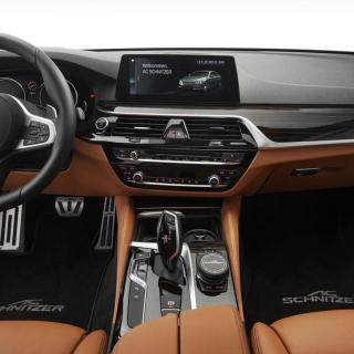 Ac schnitzer program for the new bmw 5 series sedan touring 2017 - small