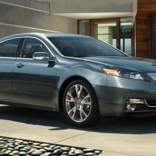 2013 Acura Tl Review Top Speed - small