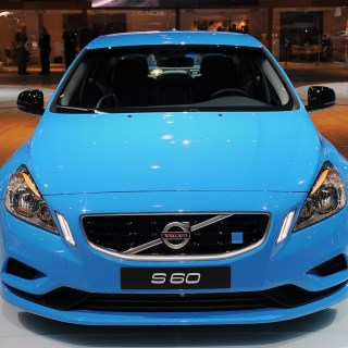 Volvo S60 Polestar Concept Shows Up At The Auto Show - small