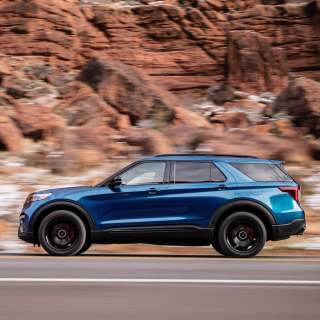 The Engineering Easter Eggs In New 2020 Ford Explorer Photo - small