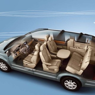 chrysler town country wins ward interior picture 16966 photos