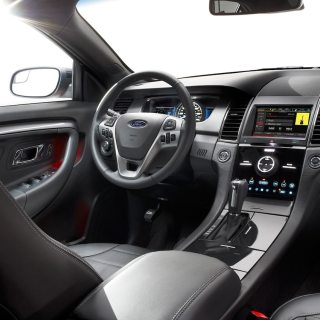 2013 Ford Taurus Sho First Drive Motor Trend Photos