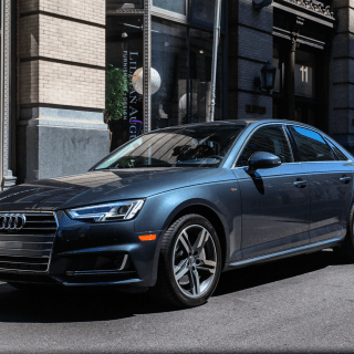 audi a4 and acura tlx comparison photos business insider 2014 tsx v6
