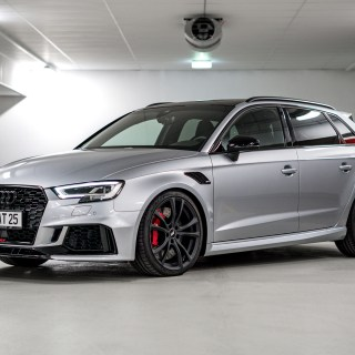 audi rs3 turned up to 463bhp by abt sportline evo tuning vw beetle