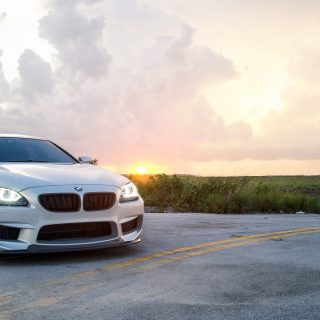 Bmw M6 Gran Coupe 4k Wallpaper Hd Background Iphone 5 - small