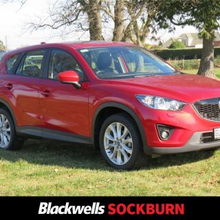 Mazda cx 5 limited diesel awd 2013 blackwells new used vehicles - small