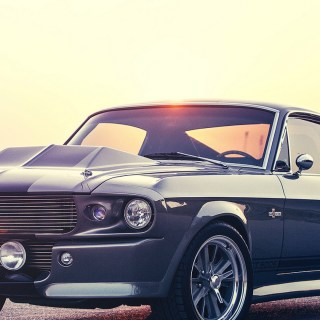 Ford mustang shelby gt500 best htc one wallpapers wallpaper - small