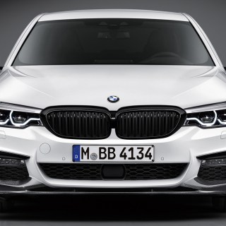 2017 bmw 5 series with m performance parts wallpapers hd - small
