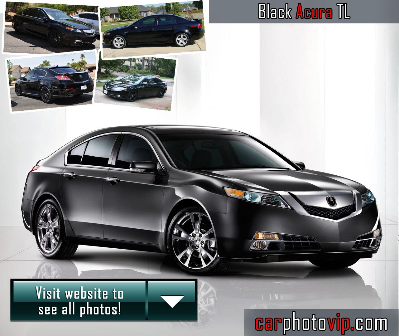 Project Black Out Halo Efx Cover Dip On An Acura Tl