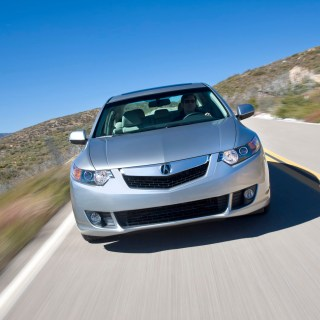 Acura tsx receives top safety rating in nhtsa and iihs 2009 - small