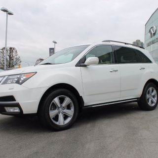 2013 acura mdx premium sh awd for sale morrey infiniti pre owned