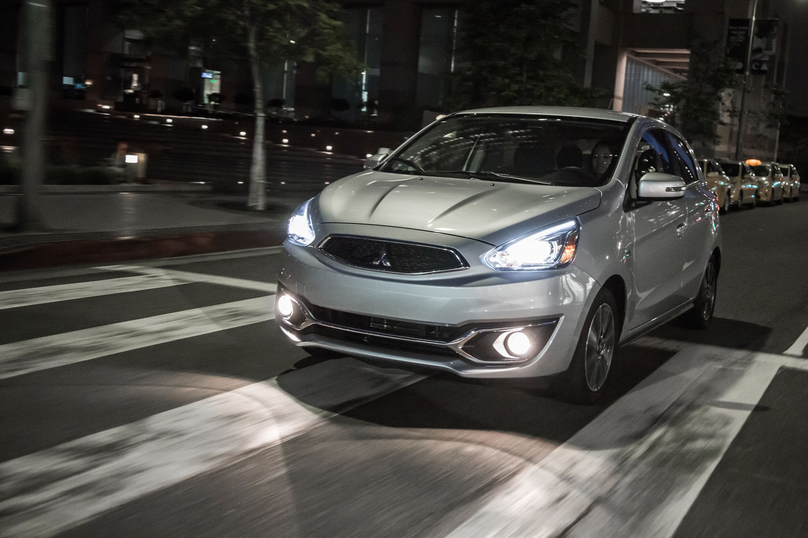 2018 Mitsubishi Mirage And G4 Gain A 7 Inch Acura Car Prices