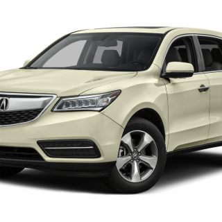 2015 acura mdx new car test drive 2011 review