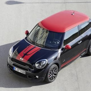 2014 mini paceman john cooper works news and information - small