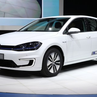 New Electric Vw E Golf Launches In Wake Of Emissions Scandal Volkswagen - small