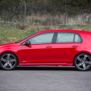 test drive 2015 volkswagen golf r cool hunting