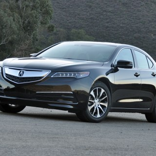 2015 Acura Tlx Overview Cargurus 4 Cylinder - small