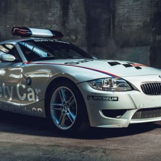 20 years of bmw m motogp safety cars video i8 features