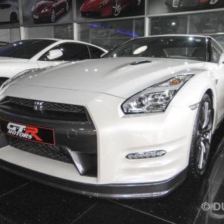 Nissan Gt R Black Edition For Sale Aed 440 000 Special