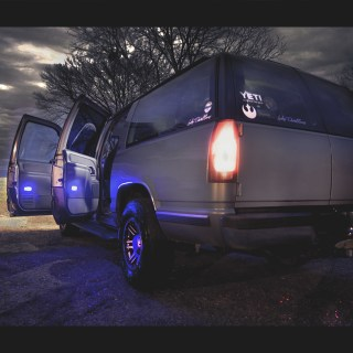 wallpaper suburban gmc leds led headlight pickup chevrolet suv car hd s download