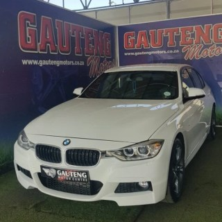 used bmw 3 series 320i m sport f30 for sale in gauteng 2012 pictures