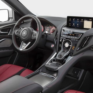 2019 acura rdx is handsome dynamic high tech mdx - small