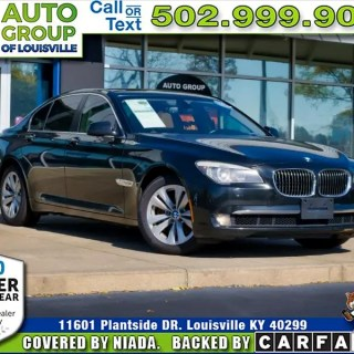 used 2011 bmw 7 series 740i for sale in louisville ky 40299 photos