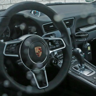 world exclusive look inside the new porsche 991 2 with gt3 interior