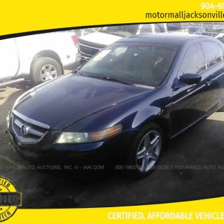 2006 acura tl 5 speed at - small