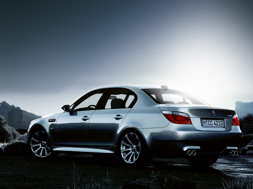 The bmw m5 sedan wallpapers for pc automobiles e60 wallpaper - small