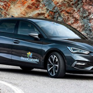 seat leon aut info for car hire in canary islands cicar - small
