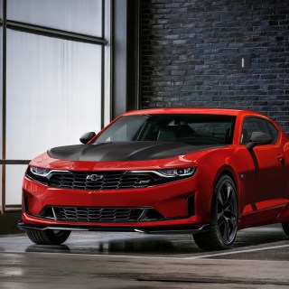 Tests and features the car guide chevrolet camaro - small