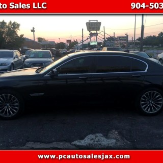 used 2011 bmw 7 series 740li xdrive for sale in jacksonville photos