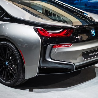 bmw i8 2018 the company was founded in 1916 idokeren com spy photo
