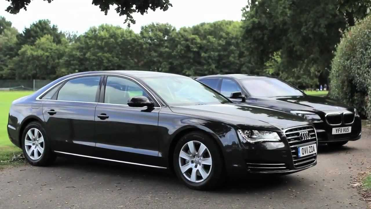 the chauffeur car of year 2011 awards bmw 730ld vs audi a8l 7 series photos