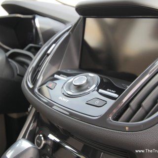 2013 ford c max energi plug in hybrid interior infotainment picture courtesy of alex l dykes and