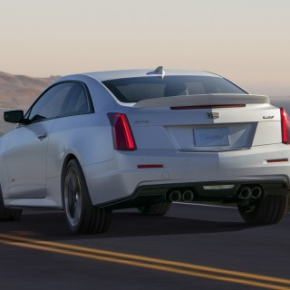 2016 cadillac ats v coupe wallpapers and hd images car pixel - small