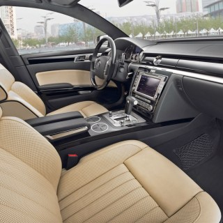 Photos of the 2011 vw phaeton released volkswagen - small