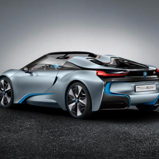 Bmw i8 roadster wallpapers wallpaper cave spyder hd - small