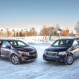 2015 Kia Sedona Vs Chrysler Town Country A Tale Of And Future Models - small
