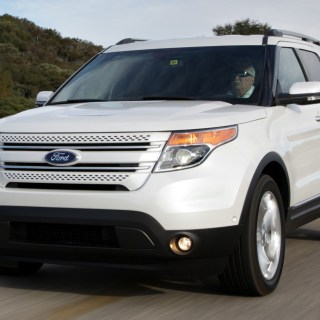 2012 Ford Explorer Photos Informations Articles Photo - small