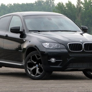 Bmw x6 review and photos photo - small