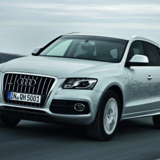Audi q5 hybrid quattro enters long distance rally event - small